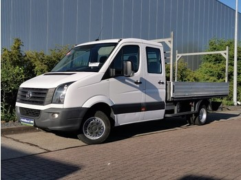 Fourgon plateau Volkswagen Crafter 50 tdi 140, lange open