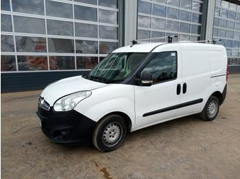 2013 Vauxhall Combo - fourgon utilitaire