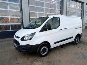 2015 Ford Transit Custom - fourgon utilitaire