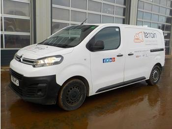 2016 Citroen Dispatch - fourgon utilitaire