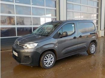Fourgon utilitaire 2019 Citreon Berlingo