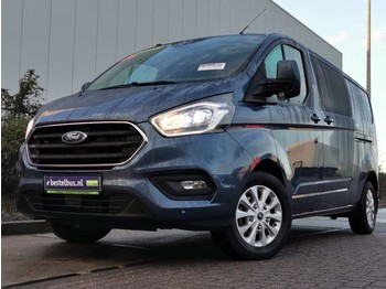 Ford Transit Custom  2.0 tdci lang dc - fourgon utilitaire