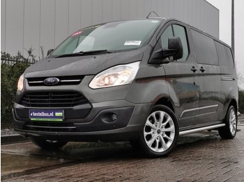 Fourgon utilitaire Ford Transit Custom lang l2 dubbelcabine