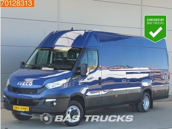Iveco Daily 50C17 3.0 170PK Luchtvering Standkachel Airco Navi Trekhaak Cruise L4H2 16m3 A/C Towbar Cruise control - fourgon utilitaire