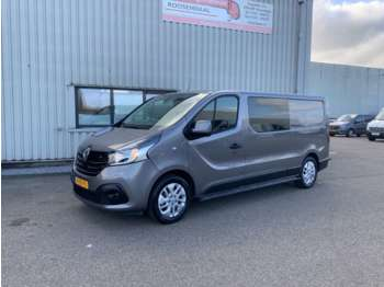 Fourgon utilitaire Renault Trafic 1.6 dCi T29 L2H1 Dub Cab ,Airco Cruise,Side Bar ,A