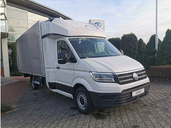 Volkswagen Crafter 10PAL Schlafkabine 3m Höhe  - véhicule utilitaire plateau baché